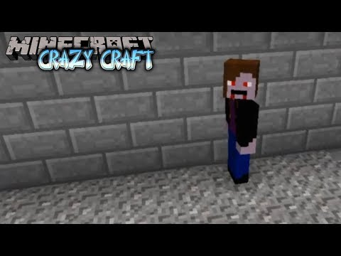 Minecraft | NOT Crazy Craft | #3 VAMPIRE JAIL