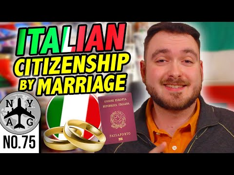 Italian Citizenship By Marriage Overview (Jure Matrimonii)