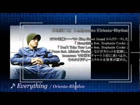 【CM】2009/9/25 M.O.V.E.1周年!! Orienta-Rhythm & Interselector 出演!! @ACID ROOM