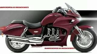 3. 2010 Triumph Rocket III Touring -  Transmission motorbike