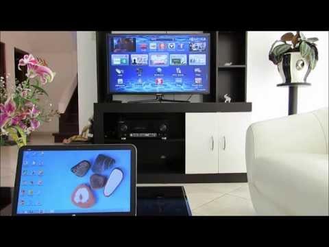 Ver películas y fotos del PC en Smart TV por WiFi (Serviio)