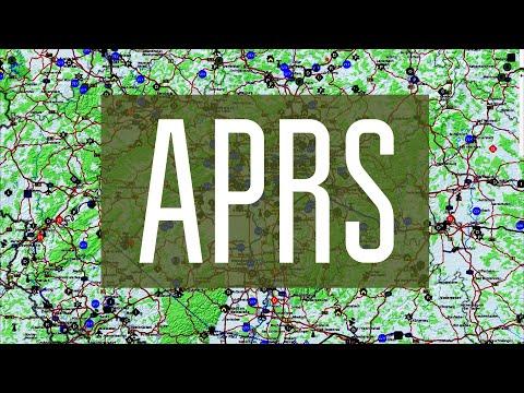 APRS. Кратко о системе. Глобальная радиолюбительская система связи.
