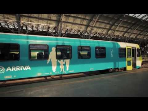 DB Arriva: Expresszug in Tschechien