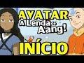 Avatar: The Last Airbender gba O In cio jogo Em Portugu