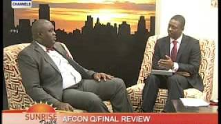 AFCON Q.Final Review With Dapo Daramola