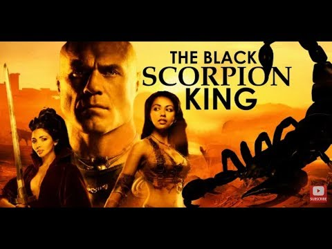 THE BLACK SCORPION KING 2020 New Released Full H720P HD