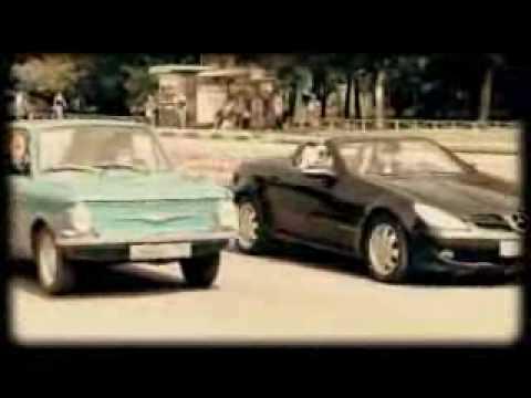 ZAZ 968 Kompressor  VS Mercedes Benz Coupe