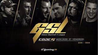 Le retour de la GSL sur O'Gaming !