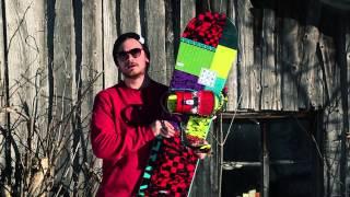 Ride Buckwild 2014-15 Snowboard Review