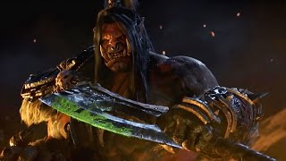 Трейлер World of Warcraft: Warlords of Draenor