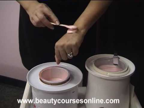 Waxing made easy with Beauty Courses Online