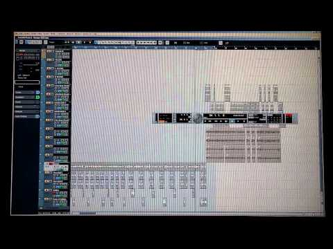 Audio Mixing Tutorial – Nuendo 4 – Live Recording – SiRySs Da KiNg [Recording & Mixing Process]