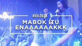 Video #KVLOG28 - MABOK ITU ENAAAAAAAAK (BABYFACE CLUB SEMARANG) MP3, 3GP, MP4, WEBM, AVI, FLV Oktober 2017