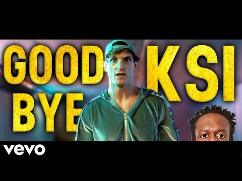 LOGAN PAUL - GOODBYE KSI (DISS TRACK) FEAT. KSI