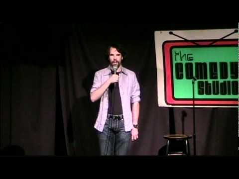 Mike Sweeney 2009 Stand-up Comedy