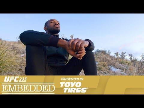 UFC 235 Embedded: Vlog Series - Episode 2