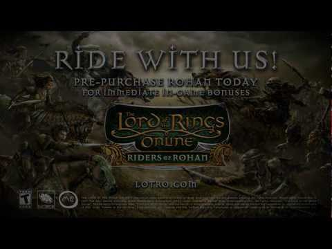 Take a tour of the breathtaking landscape in Riders of Rohan™