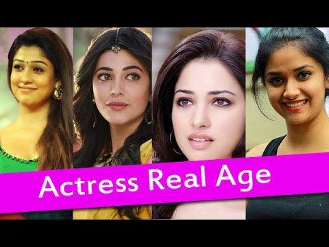 Download Top South Indian Actresses Real Age List | Heroines Real Age | Samantha, Nayanthara, Keerthi Suresh HD Mp4 3GP Video and MP3