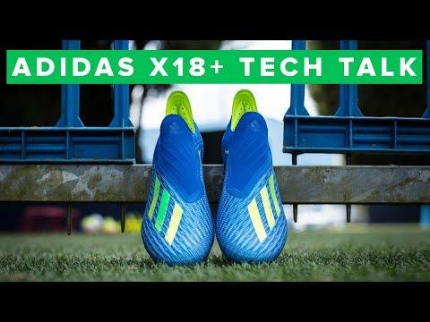 Is laceless better? | adidas X18+ Tech Talk
