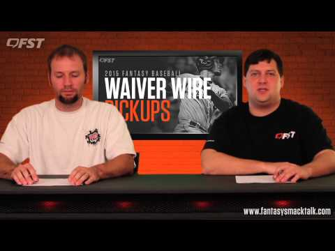 Fantasy Baseball: Top Waiver Wire Pickups for Week 7 thumbnail