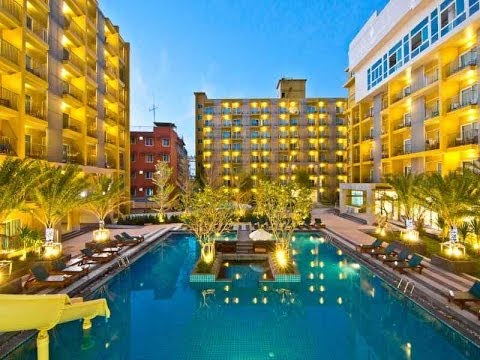 Hotels in Pattaya: Grand Bella Hotel Central Pattaya