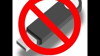 You can use this procedure to restrict the ability of your users to both read and write to or from any removable device that falls into the following categories:CD and DVD drives. This type of drive uses removable media.Floppy disk drives. This type of drive uses removable media.Removable drives. This type of drive is an external drive connected to the computer using a USB or IEEE 1394 connection. It includes both hard disk drives and flash memory drives.Tape drives. This type of drive uses removable media.Windows Portable Devices. This type of device includes media players, smart phones, and so on.To deny all access to removable devicesOpen the Group Policy Management Editor. To do so, click Start, and then in the Start Search box, type mmc gpedit.msc.In the navigation pane, open Local Computer Policy. Then do one of the following:If you want the policy to affect all users on the computer, open Computer Configuration in the navigation pane.If you want the policy to affect only the currently logged on user, open User Configuration in the navigation pane.Continue by opening the following folders: Administrative Templates, System, and Removable Storage Access.In the details pane, double-click All Removable Storage classes: Deny all access.Click Enabled.Click OK to save your changes.