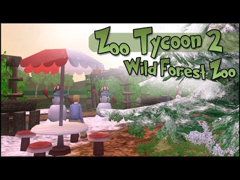 Festive & Frosty Decorations at the Zoo!! • World Zoo Season 3 - Episode #7