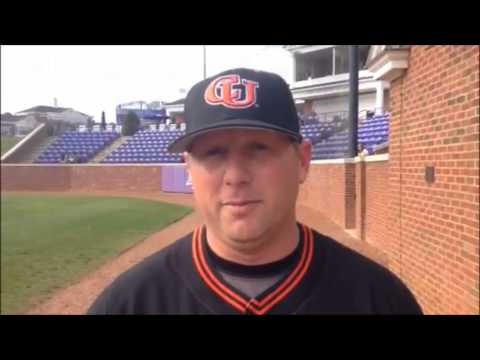 Hallum powers No. 27 Camels to 9-4 win at High Point
