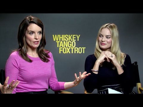 Whiskey Tango Foxtrot (Surprise Interview)