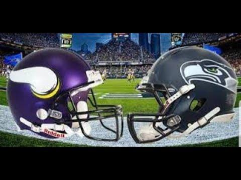 Vikings vs Seahawks | Monday Night Football Pick | 12-2-2019 | RightWager.com