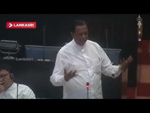 Duglas-Thevanantha-Speech-in-Parliment