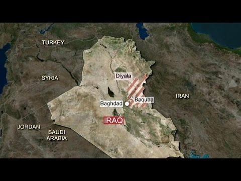 Ιράκ: Πολύνεκρες βομβιστικές επιθέσεις από τζιχαντιστές