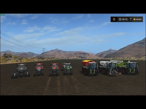 CLAAS XERION 4000 ST PACKS v1.0