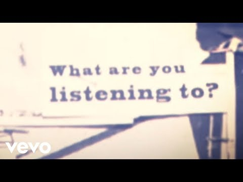 What Are You Listening To? (Lyric Video)
