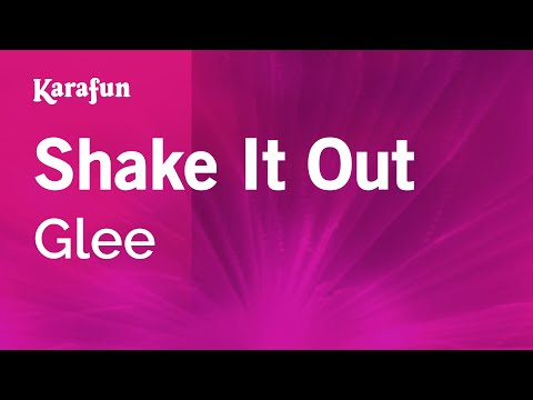 Karaoke Shake It Out - Glee *