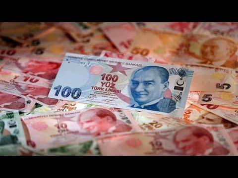 Τουρκία: 20% πτώση το 2018 για την λίρα