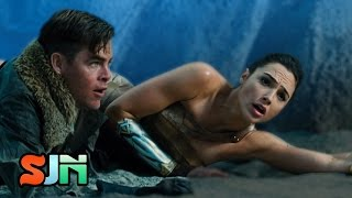 Video New Wonder Woman Footage Shows Warrior With A Heart Of Gold MP3, 3GP, MP4, WEBM, AVI, FLV Mei 2017