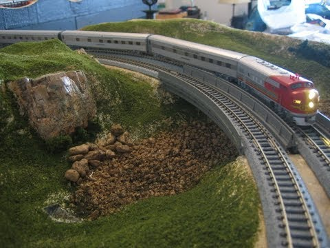 Have fun with these MODEL RAILROADING IDEAS AND CHOICES