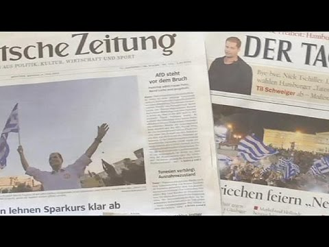 Οι Γερμανοί παρακολουθούν στενά τις εξελίξεις στην Ελλάδα