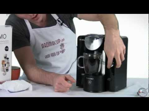 Bosch Tassimo T55 Brewer – Exclusive Review