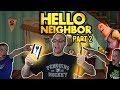 PBT Fidget Spinners! Hello Neighbor Part 2 Twin Toys Kids Jumpscare