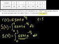Calculus BC 2008 2 D Video Tutorial