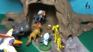 Discord and Janja seek revenge! (Disney the Lion Guard + My Li...