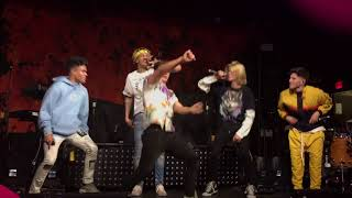 Video PRETTYMUCH Dance Freestyle Jack and Jack Tour Detroit MP3, 3GP, MP4, WEBM, AVI, FLV Agustus 2018