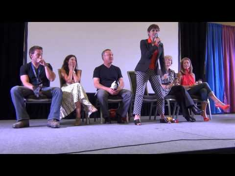 Sailor Moon 20th Anniversary Panel (With Voice Actors) Anime Revolution 2012