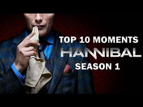 top moments - Spoilers*** Within for Hannibal Season 1. These are my Top 10 Moments of Hannibal Season 1, with some Notable Exclusions at the end! Hope you Enjoy! --- D...
