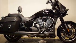 2. 2014 Victory Cross Roads 8-Ball for sale at Monster Powersport