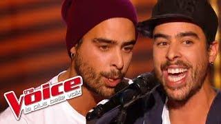 David Guetta et Nicki Minaj – Hey Mama | Twins Phoenix | The Voice France 2016 | Blind Audition
