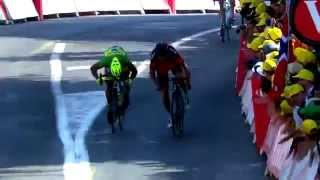 Rodez France  City new picture : Last kilometer – Stage 13 (Muret / Rodez) - Tour de France 2015