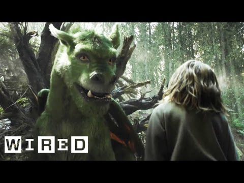 Inside Pete  s Dragon s Amazing Visual Effects